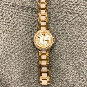 Camille Pavé Gold-Tone Watch'